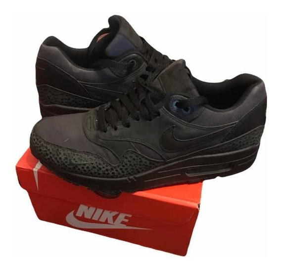 Zapatillas Nike Air Max 1 Black Safari Unicas