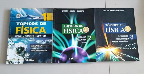 Ime Ita - Coleção Tópicos De Física 1,2,3