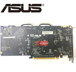 Tarjeta Video Asus Geforce Gtx960 2gb Ddr5 Hdmi Alpha Store