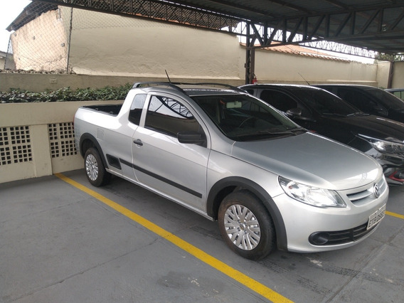 Volkswagen Saveiro 1.6 Cab. Estendida Total Flex 2p 2012