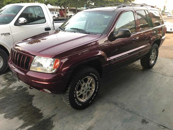 Jeep Grand Cherokee 5.2l Limited V8 4x4 Mt 2001