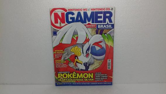 Ngamer Brasil Nº29 - Pokémon Heart Gold / Soul Silver