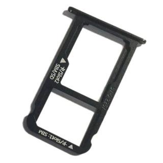Huawei Mate 9 Bandeja Negro Charola Porta Sim Memoria Sd