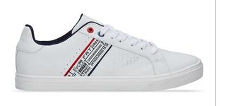 Ferrato 36288 Sneaker Blanco Para Hombre