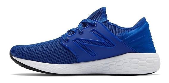 Zapatillas Hombre New Balance Mcruzrc2 Running Course Azul