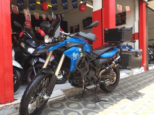 Bmw F800 Gs 2014 Azul