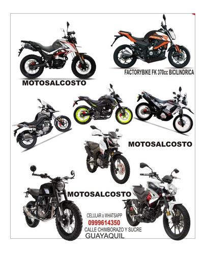 Motos Nuevas De Venta Precio Directo De Fabrica Con Garantia