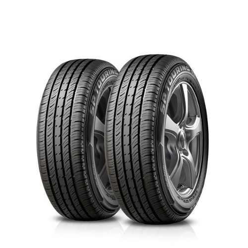 Kit X2 215/55 R16 Dunlop Sp Sport Lm704 + Tienda Oficial
