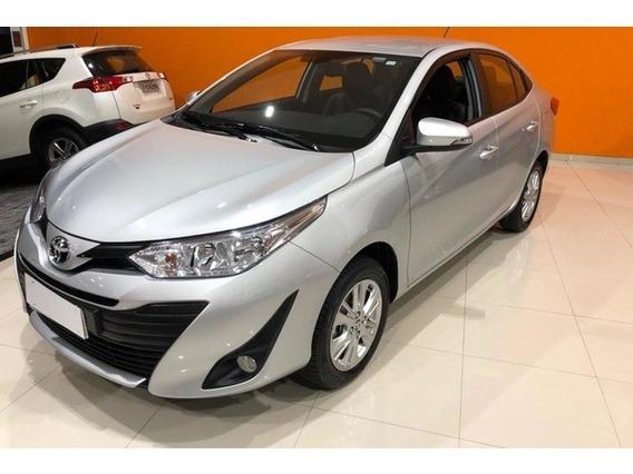 Toyota Yaris Sedan 1.5 Xl Plus Tech Cvt (flex) 2019