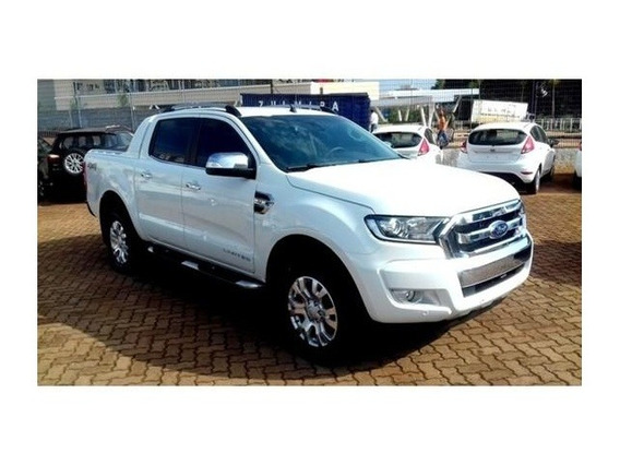 Ford Ranger 3.2 Limited Cd Turbo Diesel 4x4 Automática Top