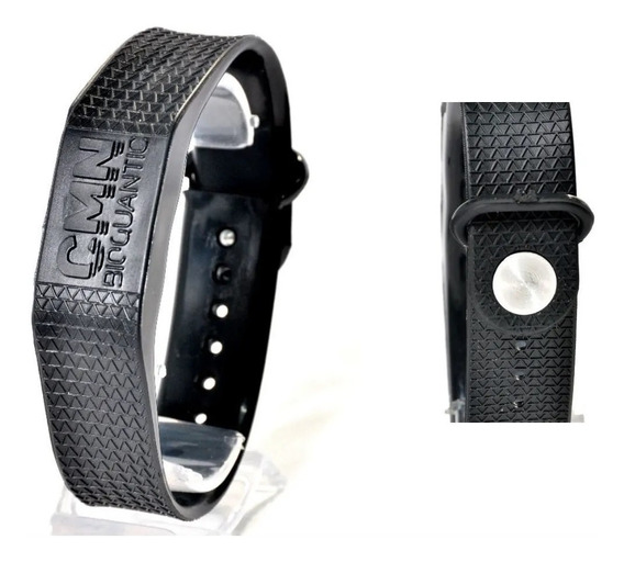 Pulseira Magnético Fir® Power Bracelete Cmn Original 15 Unid