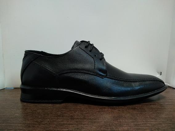 Zapatos Zurich Negro 850 Hombre Vestir