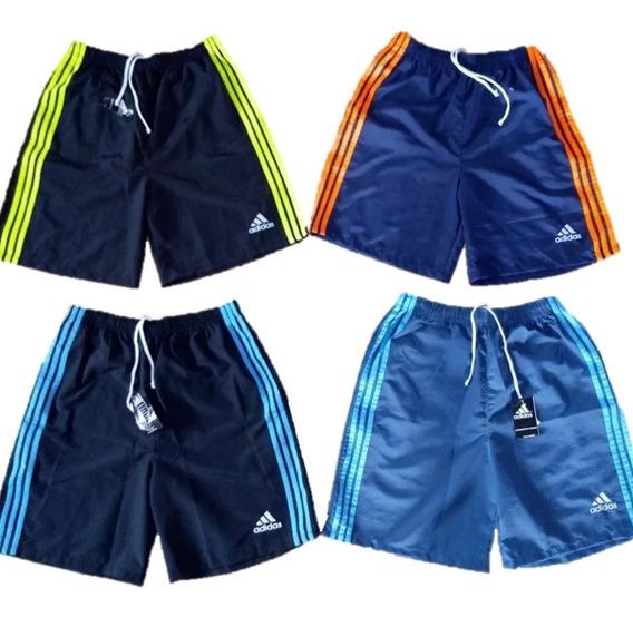 Pantaloneta Deportiva Impermeable L Y Xl