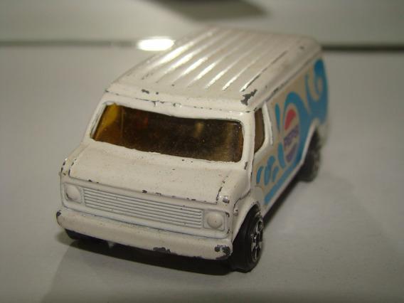 Kiko Corgi Chevrolet Van Pepsi B187