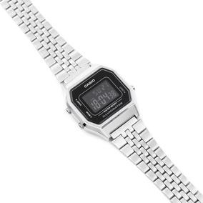 Relógio Feminino Casio La680wa-1bdf