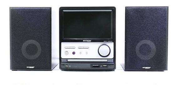 Micro System Booster Bmsy-700dvd 7 Dvd/