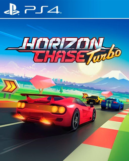 Horizon Chase Turbo Ps4 Digital Gcp