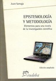 Epistemología Y Metodología - Samaja, Juan (papel)