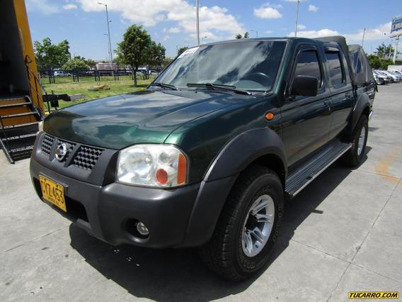 Nissan Frontier Np300 Mt 2400 4x4
