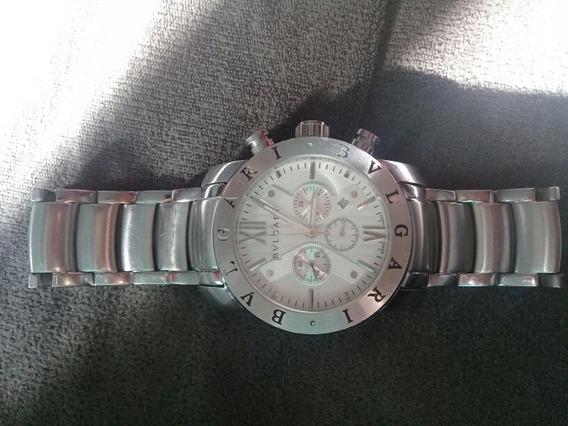 Relógio Bvlgari Sd 38 S L 2161