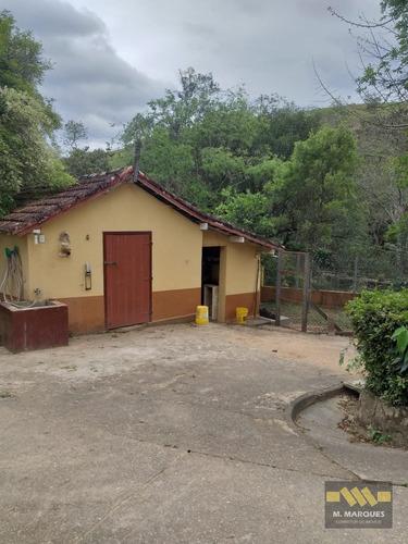 Imagem 1 de 15 de Sítio Em Luís Carlos  -  Guararema - 3699