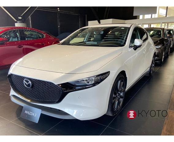 Mazda 3 Sport Grand Touring Nueva Generación At 2020 Blanco
