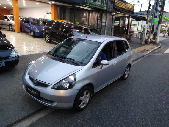 Honda Fit 2005 Lxl Automatico