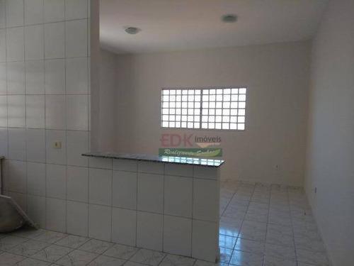 Imagem 1 de 12 de Casa Com 2 Dormitórios À Venda, 90 M² Por R$ 212.000 - Jardim Santa Júlia - São José Dos Campos/sp - Ca5780