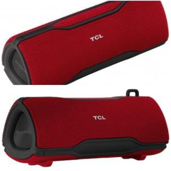 Caixa De Som Tcl 16w Bluetooth Prova D