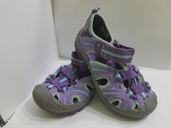 Zapatillas Merrell En Exelente Estado