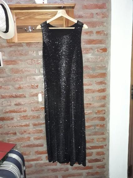 Vestido De Fiesta Largo Con Brillos