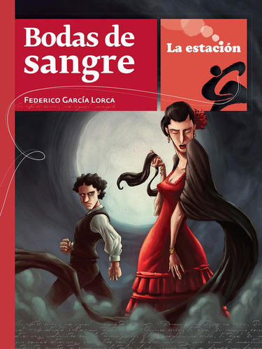 Imagen 1 de 1 de Bodas De Sangre - Estación Mandioca -