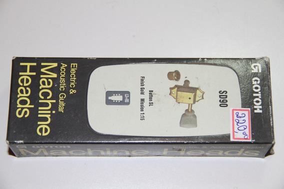 Jogo De Tarrraxas Gotoh, Japan Sd 90 3x3l Gold , Na Caixa.