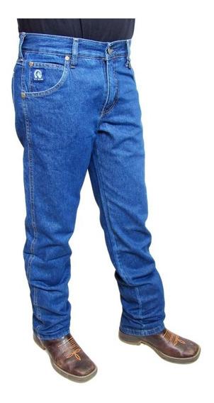 Calça Jeans Country Masculina Doc Jeans Blue Tradicional
