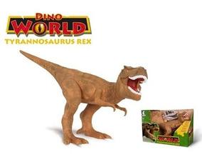 Dinossauro De Brinquedo- Tyrannosauro Rex Grande