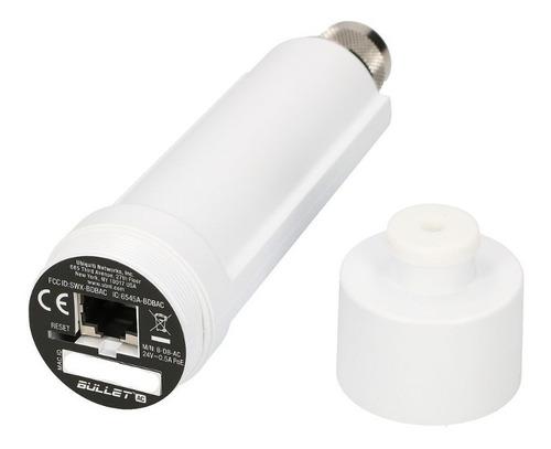 Bullet Ubiquiti Dual Band Ac B-db-ac 2.4ghz 5ghz Airmax