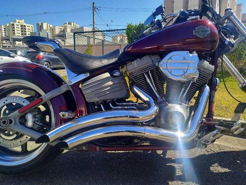 Imagem 1 de 12 de Harley Davidson  Rocker