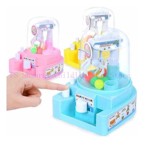 Mini Atrapador De Dulces Manual Garra Arcade  Mini Candy