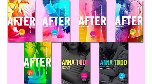 After 1, 2, 3, 4 0 Anna Todd Libro Físico Precio C/u Oferta