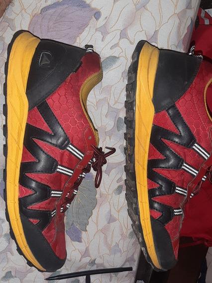 Zapatos Clarks Pro Para Senderismo Unicos En Vzla