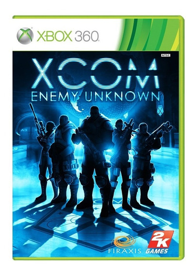 Xcom Enemy Unknown - Xbox 360 - Original