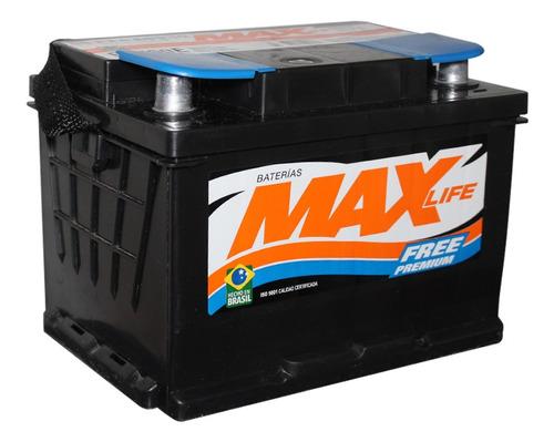 Bateria Max Chevrolet Aveo 60/100 24x17x17 Izq