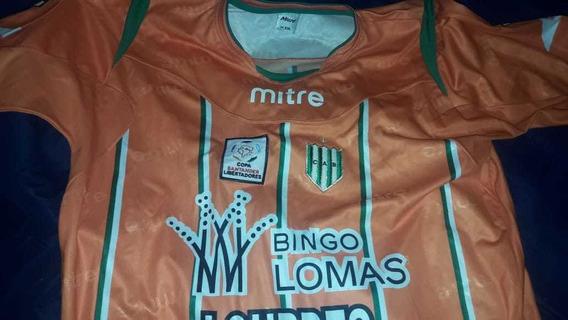 Camiseta Única De Banfield Copa Libertadores