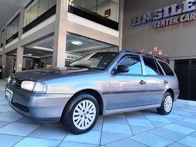 Volkswagen Parati 1.6 Cl Mi Gasolina 1999