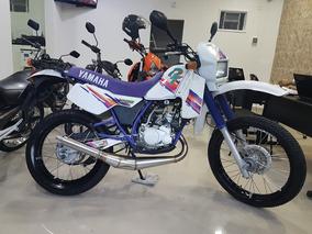 Yamaha Dt 200 Dt 200 1994 Branca Raridade