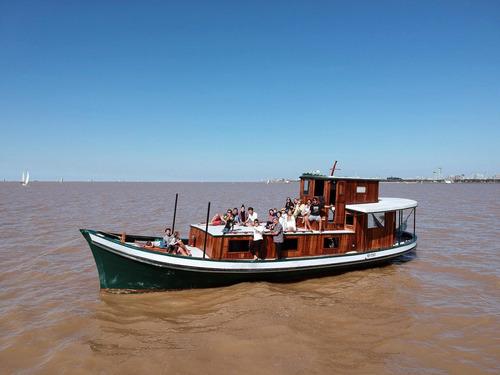 Barco Chata Isleña