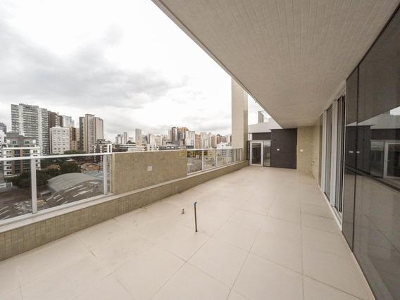 Apartamento Padrão Em Curitiba - Pr - Ap0597_impr