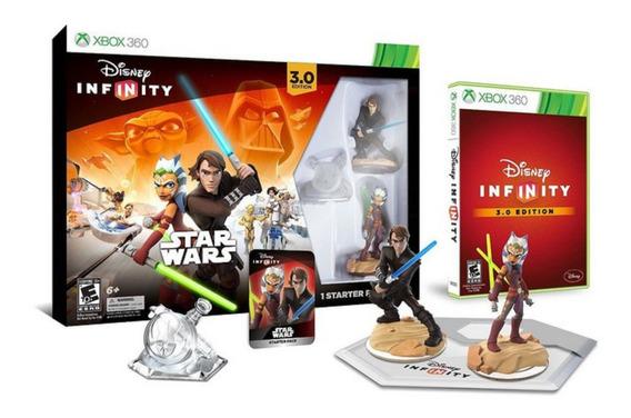 Kit Starter Disney Infinity 3.0 Star Wars Xbox 360