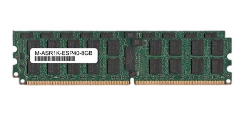 Imagem 1 de 1 de Memória 8gb Dram P/ Cisco Asr1000-esp40 M-asr1k-esp40-8gb