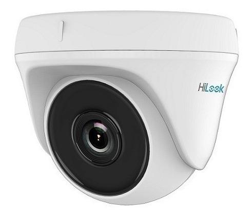 Camara Seguridad Domo Hilook By Hikvision 720p 1mp 4en1